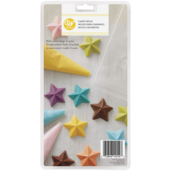 Wilton Stars Candy/Chocolate Mould