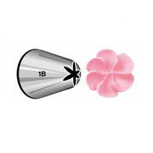 Wilton Drop Flower X-large #1B Tip