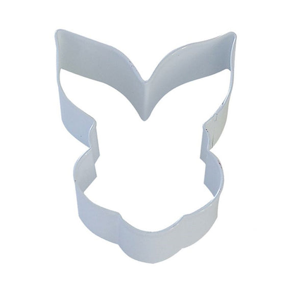 Bunny Rabbit Face cookie biscuit cutter