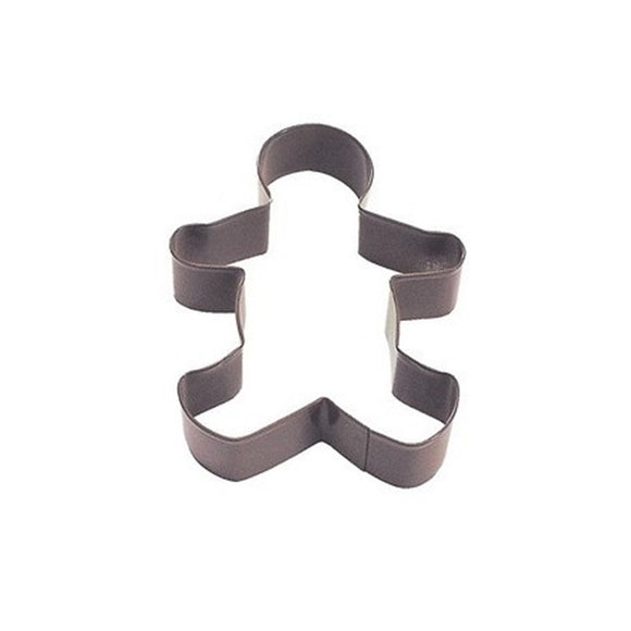 Gingerbread Boy cookie cutter 9cm