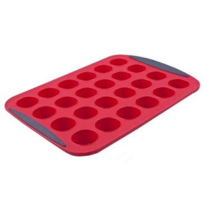 Daily Bake Silicone 24 cup Mini Muffin Pan