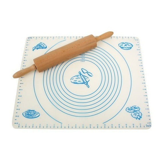 Silicone Pastry Mat 39 x 49.5cm