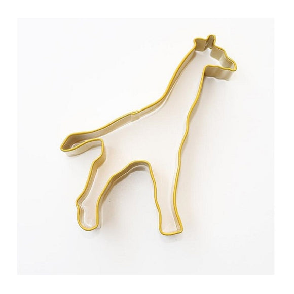 Yellow Giraffe cookie cutter 12.75cm