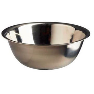 d. Line Stainless Steel Mixing Bowl 20cm - 1.2 litre