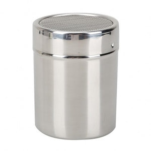 Stainless Steel Flour / Icing Sugar Shaker with lid