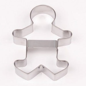 Large Gingerbread Man Cookie Cutter 13cm