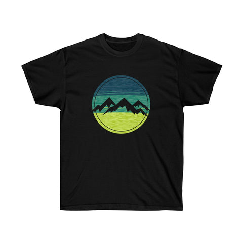 Mountain II - Men's Ultra Cotton Tee