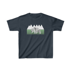 Bear II - Kids Heavy Cotton™ Tee