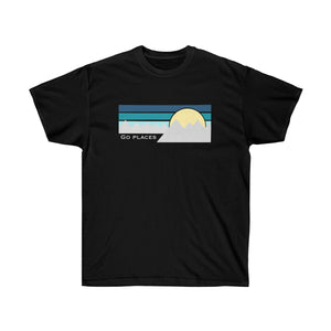 Go Places - Men's Ultra Cotton Tee