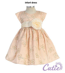 Pink Baby Dress - 267