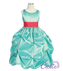 Jade Flower Girl Dress - 599