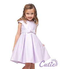 Lilac Flower Girl Dress - 1202
