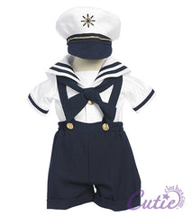 Navy Sailor Outfit - 0160