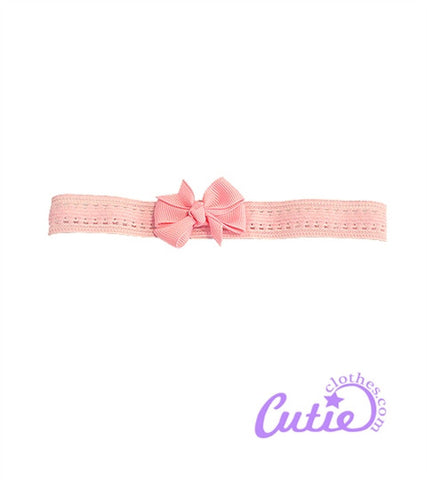 Baby Hair Band with Bow