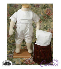 Boys Christening Outfit - BBJ30RS