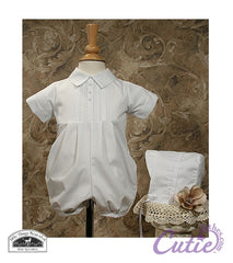 Boys Christening Outfit - BJ05RS