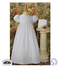 Christening Gown - BJ24GS