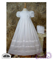 Christening Gown - CA25GS