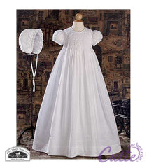 Christening Gown - CO04GS