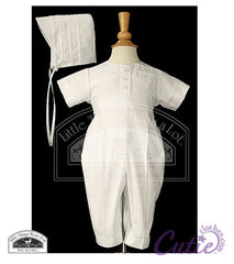 Boys Christening Outfit - CO63CS