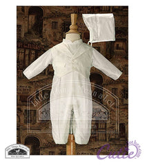 Boys Christening Outfit - DP27CL