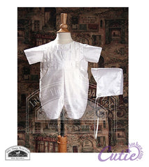 Boys Christening Outfit - DPB20R