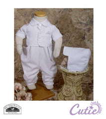 Boys Christening Outfit - GB501S