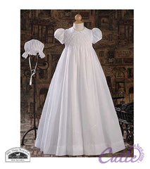 Christening Gown - PC06GS