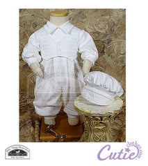 Boys Christening Outfit - WF2351