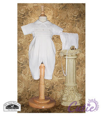 Boys Christening Outfit - WP75CS
