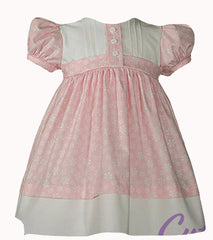 Pink Baby Dress - CO92GS
