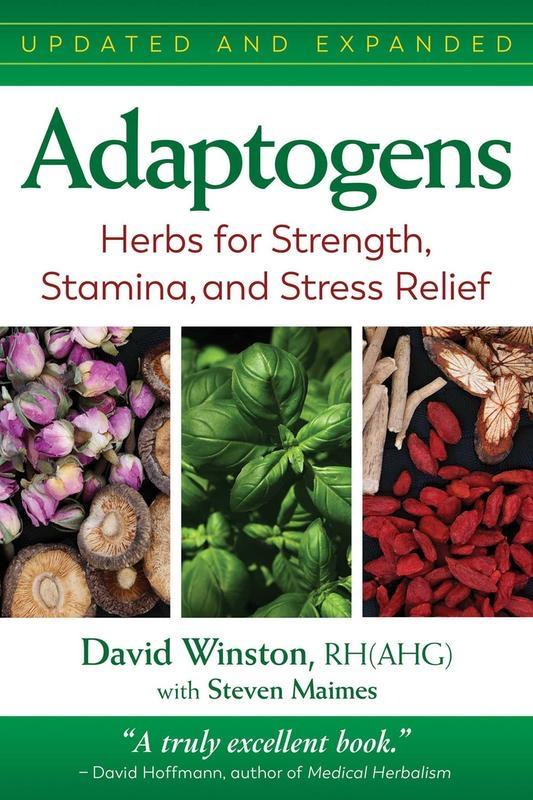 Adaptogens: Herbs for Strength, Stamina, and Stress Relief (2nd Edition) Books microcosm