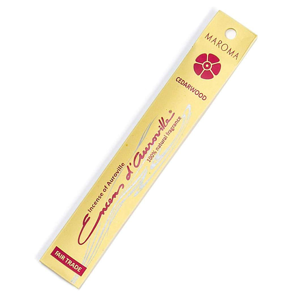 Cedarwood Incense Sticks MAROMA USA