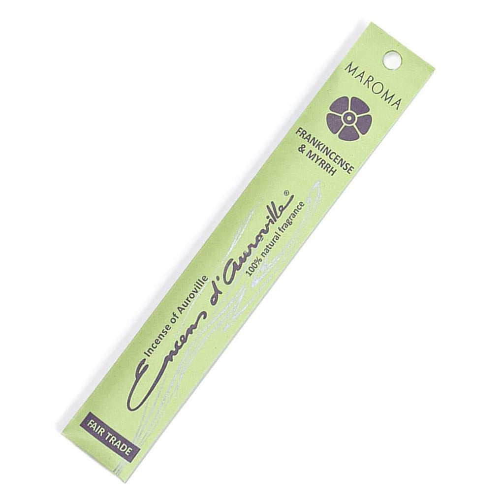 Frankincense & Myrrh Incense Sticks MAROMA USA