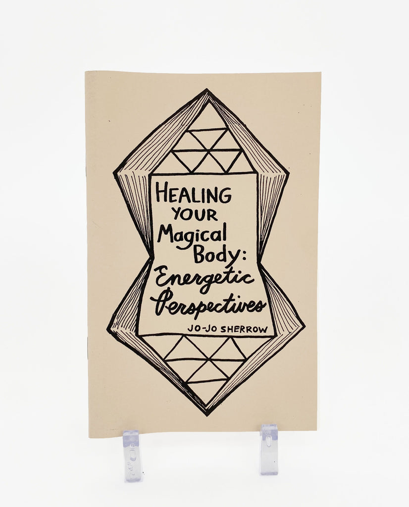 Healing Your Magical Body: Energetic Perspectives Books microcosm