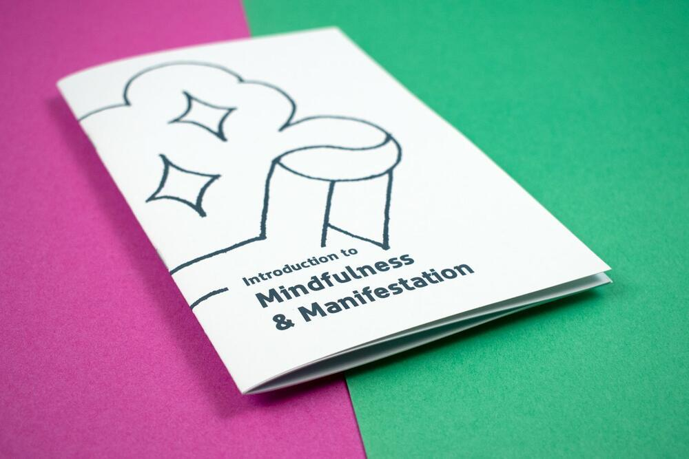 Introduction to Mindfulness & Manifestation Books microcosm