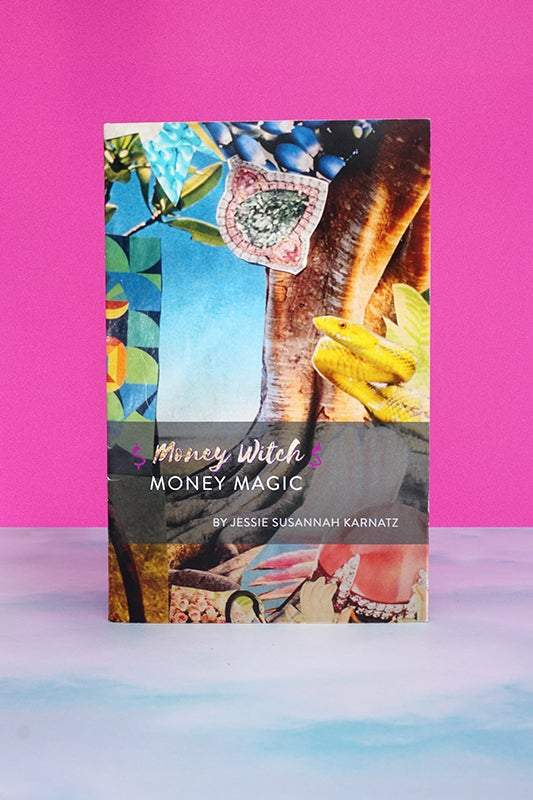 Money Magic Zine Books Money Witch