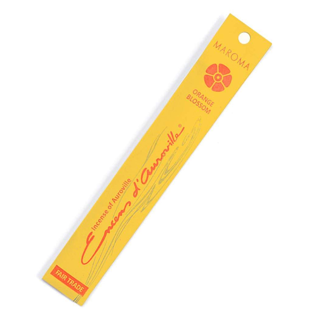 Orange Blossom Incense Sticks MAROMA USA