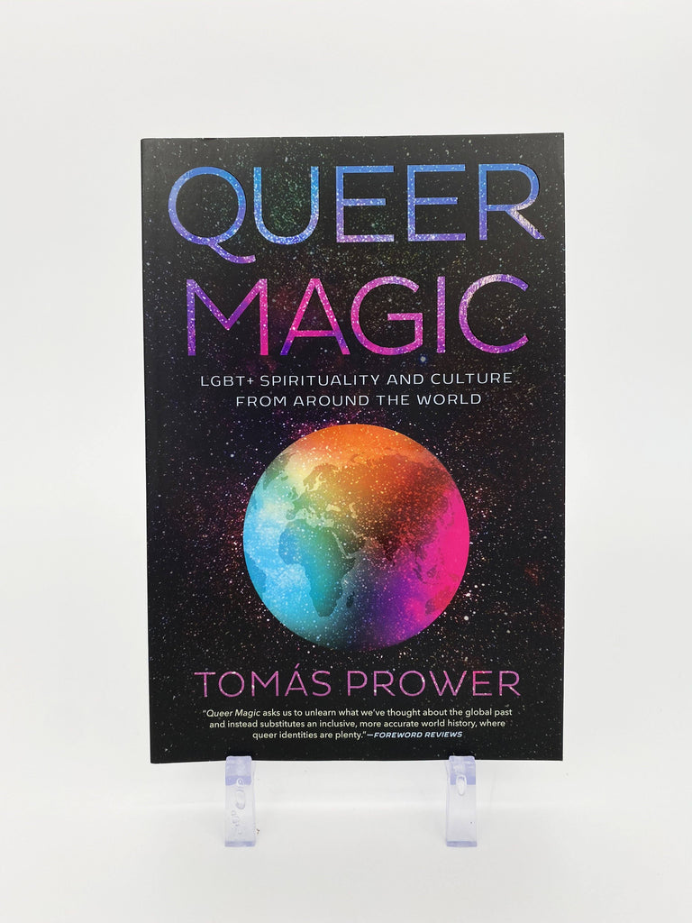 Queer Magic: LGBT+ Spirituality and Culture from Around the World Books microcosm