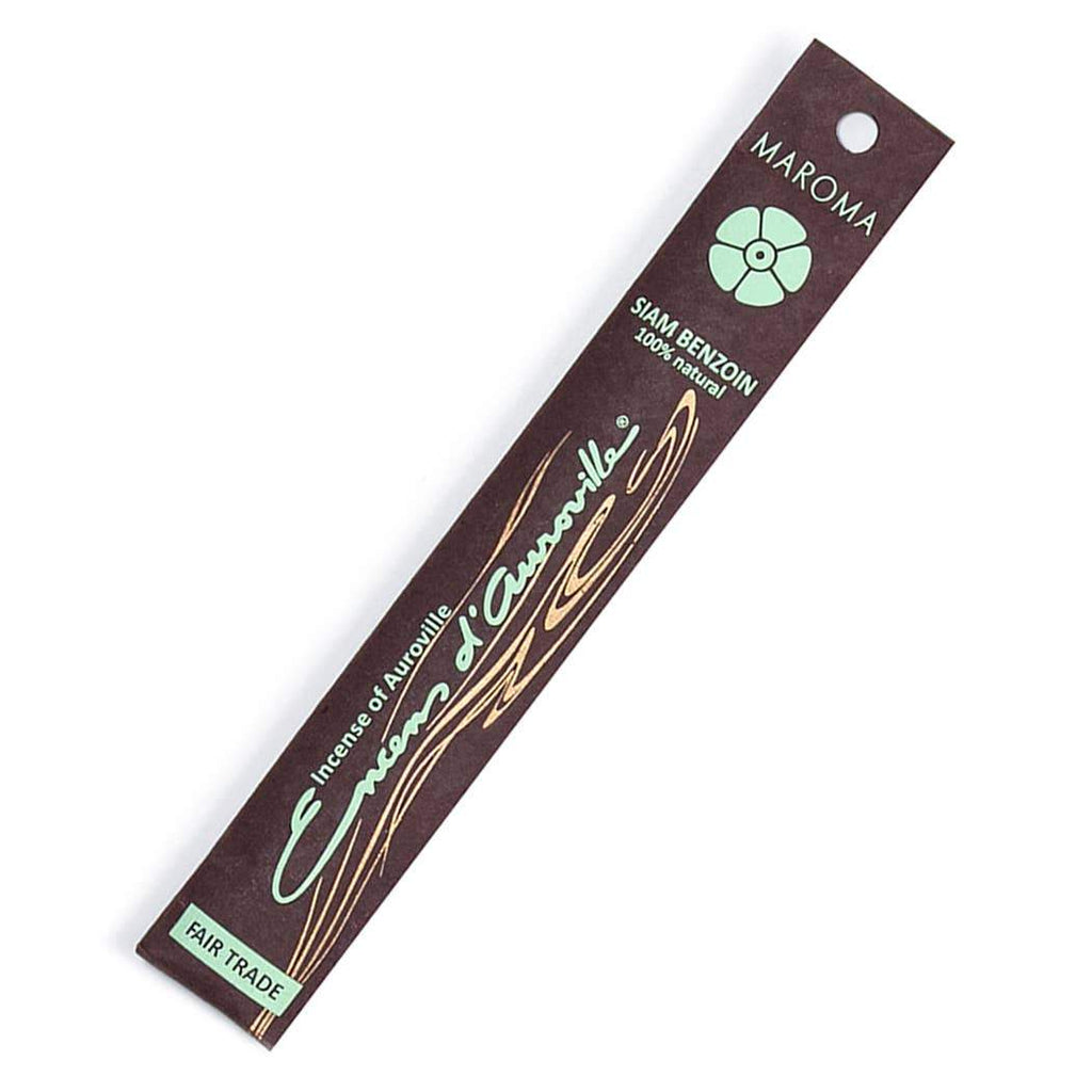 Siam Benzoin Incense Sticks MAROMA USA