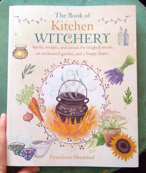 The Book of Kitchen Witchery microcosm