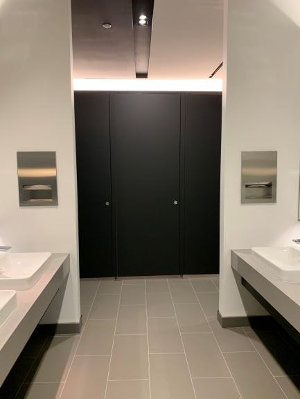 Thrislington Cubicles-Sleek Design, Self Closing Doors