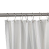 Shower Rods, Hooks, and Curtains