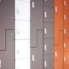 Plastic Laminate Lockers