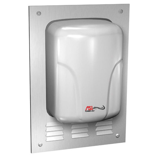 ASI 0119 Mounting Box for TurboDri Hand Dryer Semi-Recessed - Prestige Distribution