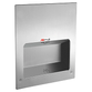 ASI 0135-2 TURBO-Tuff High Speed Hand Dryer Recessed - Satin
