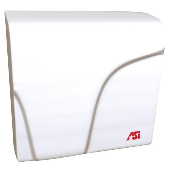 ASI 0165 Profile Automatic Hand Dryer Surface Mounted - White