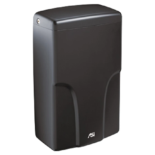 ASI 0196-2 TURBO-Pro High Speed Hand Dryer w/ HEPA Filter Surface Mounted