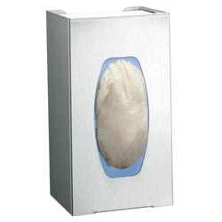 ASI 0501-1 Surgical Glove Dispenser 1 Box Surface Mounted - Satin