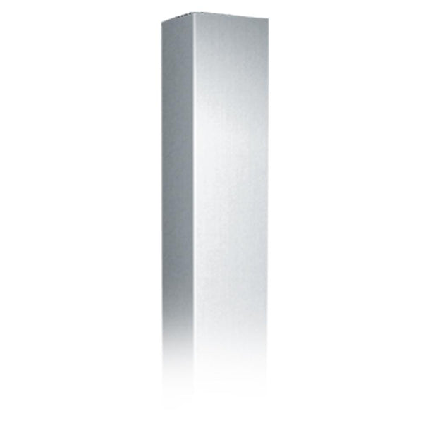ASI 0533-1-1 Corner Guard w/ Beveled Edge Legs Surface Mounted - Satin - Prestige Distribution